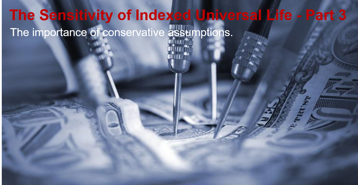The Sensetivity of Indexed UL Part 3